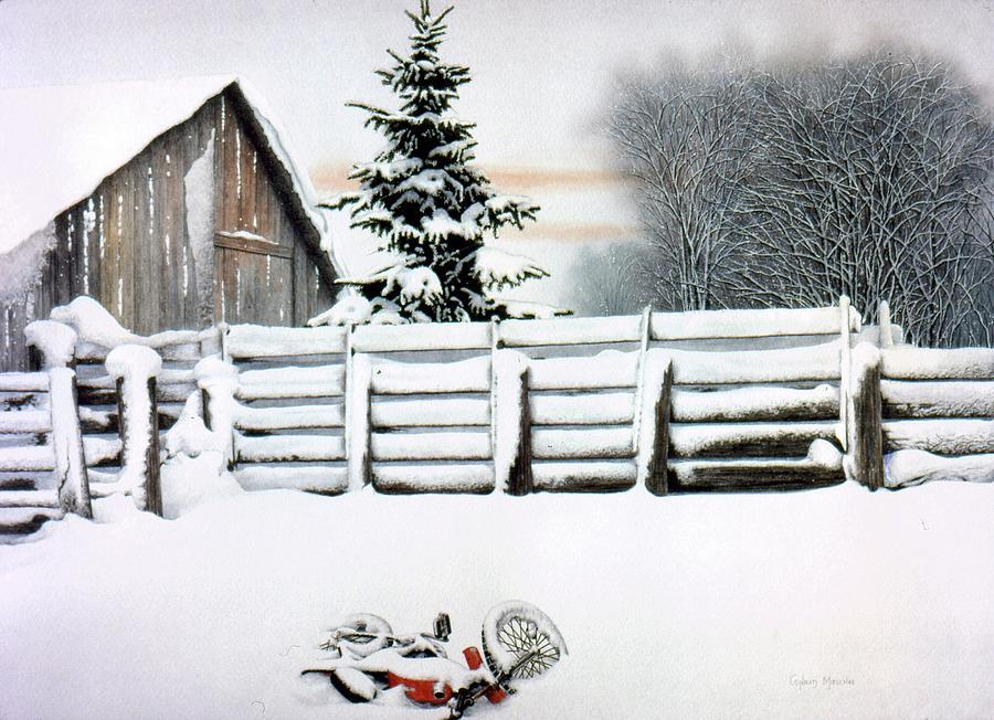 White Magic by Conrad Mieschke