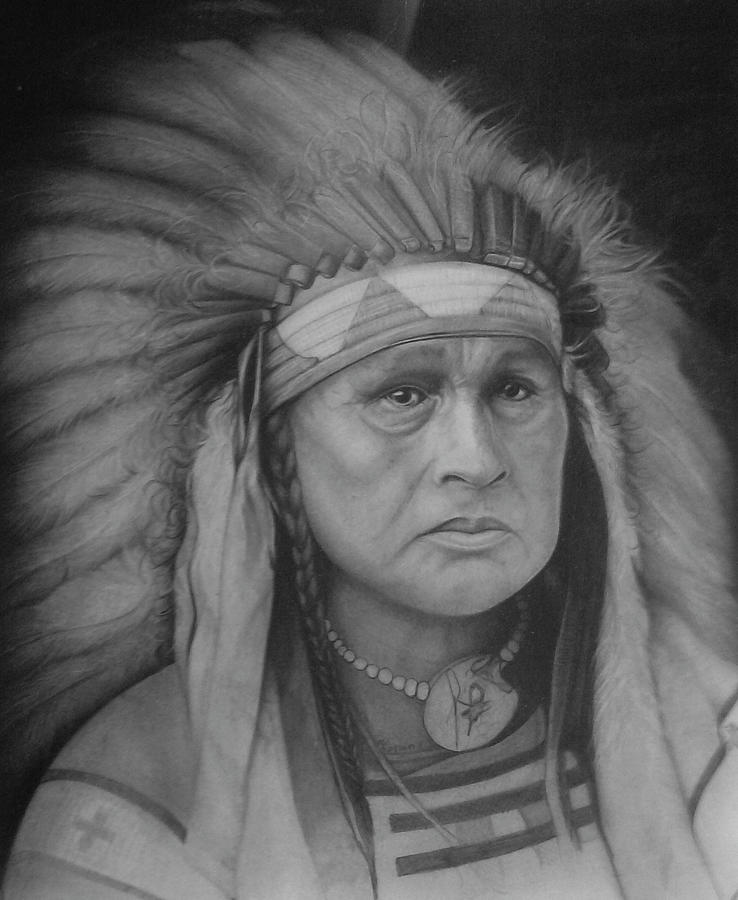 Indian by Debbie Engel