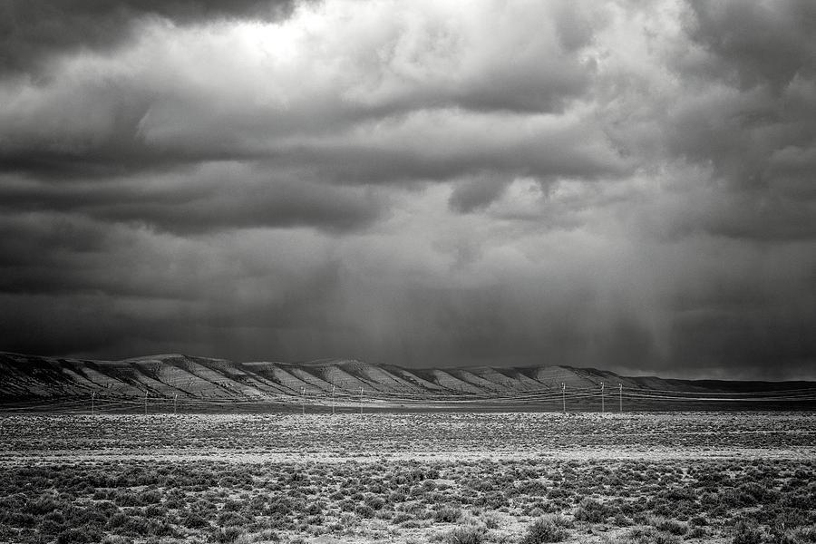 White Mountain by Lou Novick