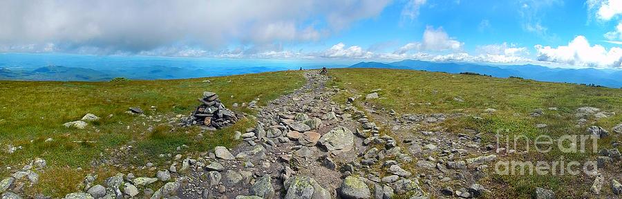 White Mountains Hiking The Appalachian Trail by Glenn Gordon