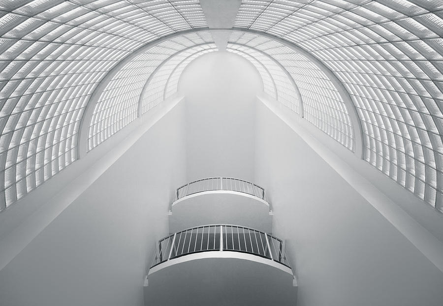 White Photograph - White by Nico T