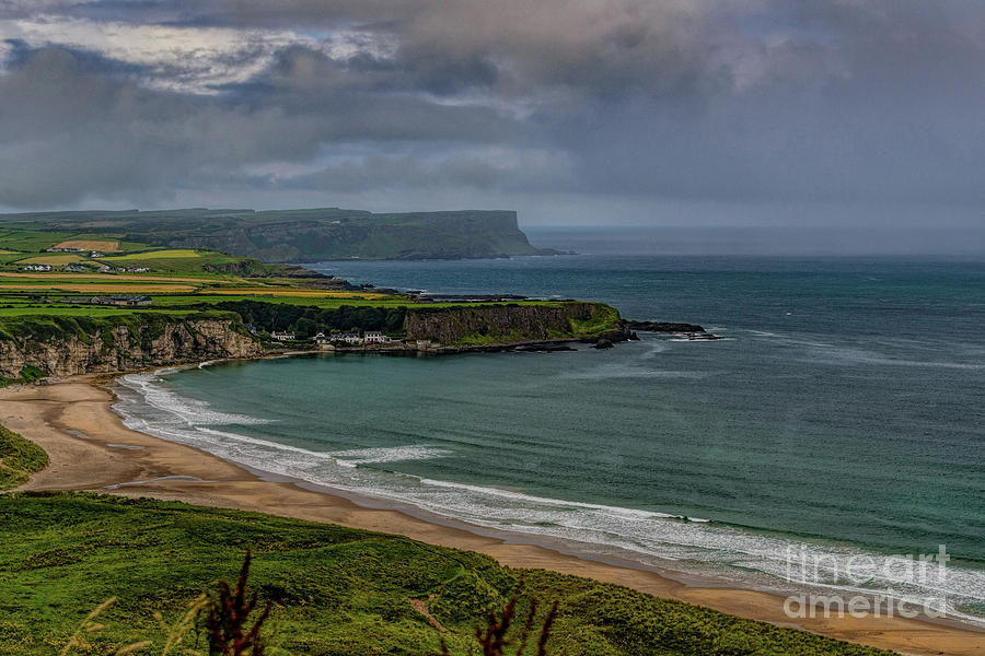 White Park Bay by Elvis Vaughn