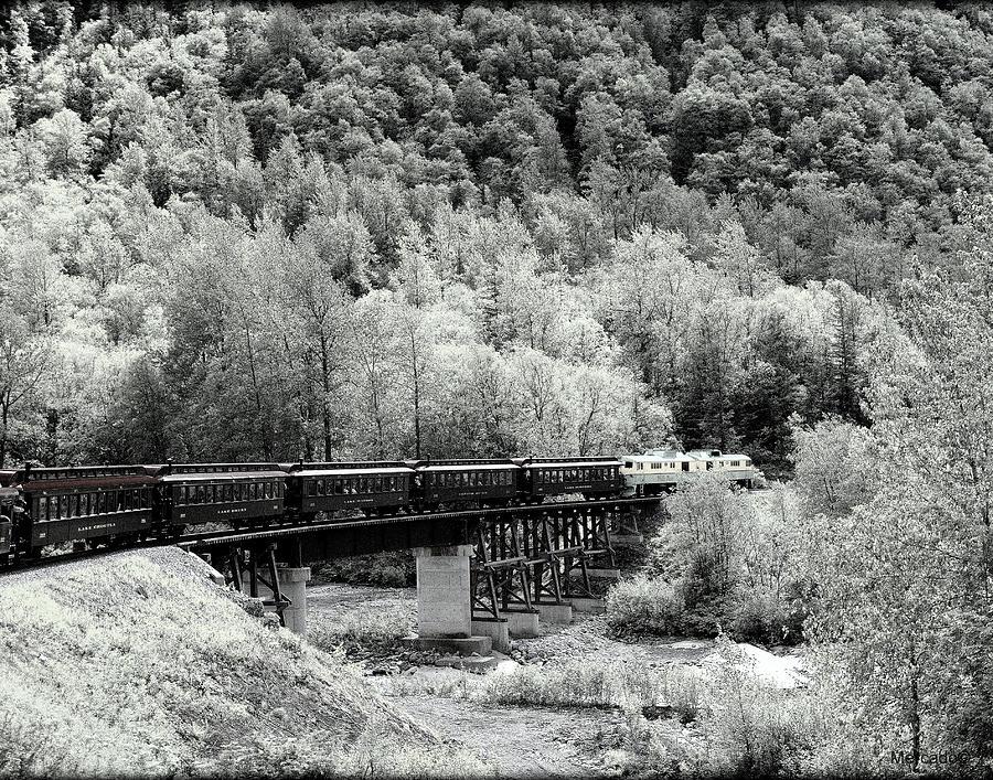 White Pass Railway by Jaime Mercado