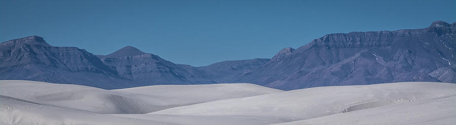 White Sands Photograph