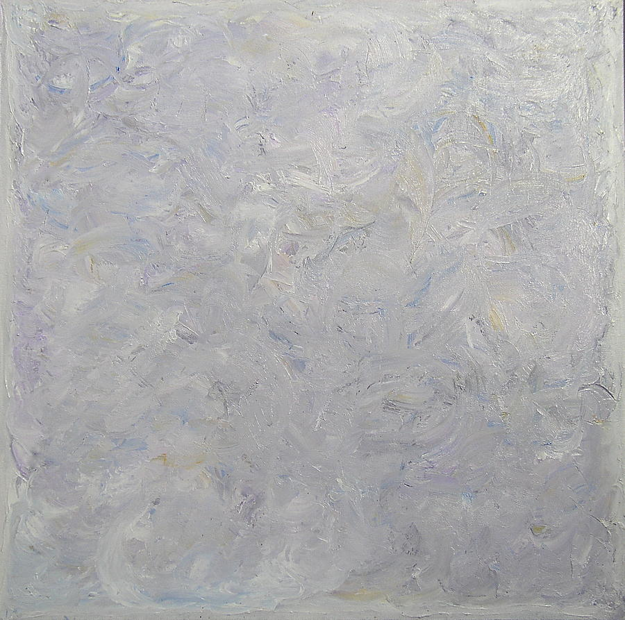 White Silence Painting by Ani Magai