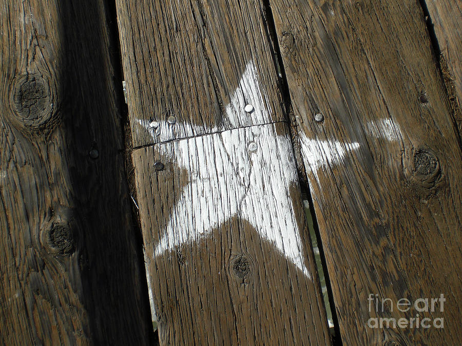 White Star by Jerry Bunger