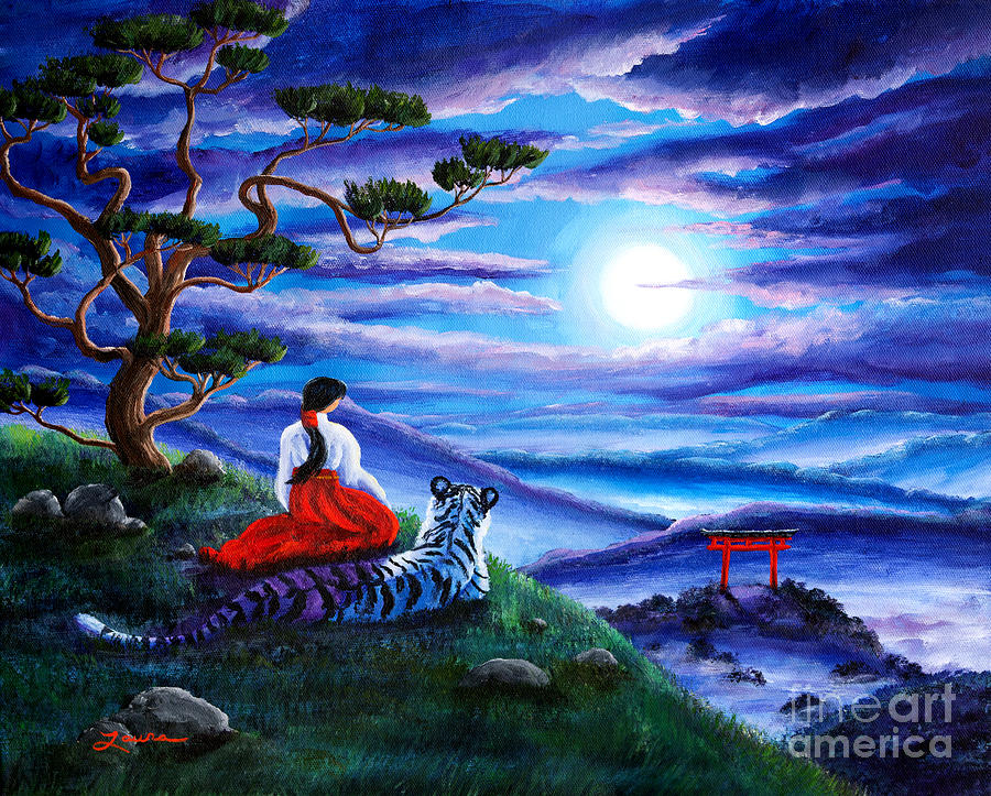 Asian Art Paintings Of Nature
