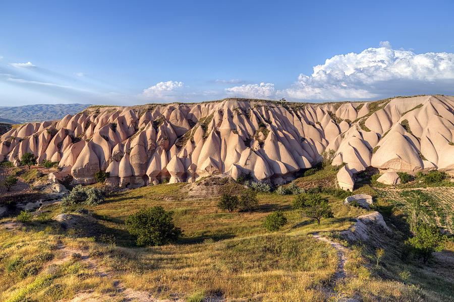 Cappadocia Photograph - White Valley - Cappadocia by Joana Kruse