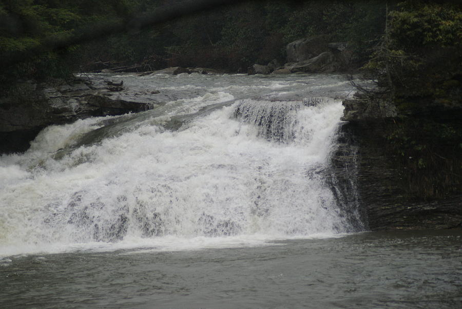 Water Photograph - White Water by Heather Green