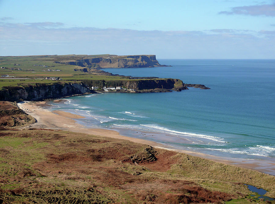 Whitepark Bay and Portbraddon by Colin Clarke