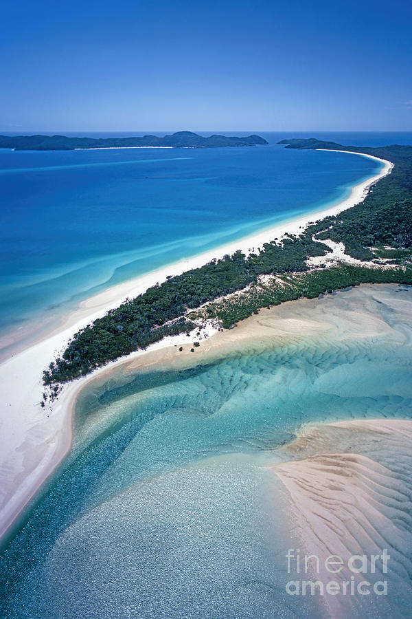 Australia Photograph - Whitsunday Islands by Juergen Held
