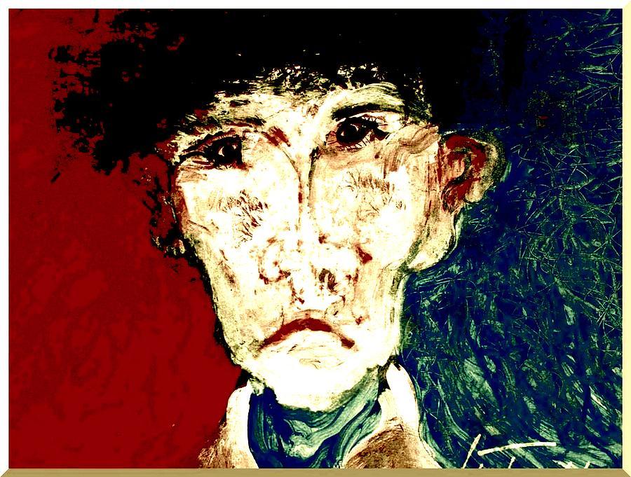 Who Am I Painting - Who Am I   1B by Teodoro De La Santa