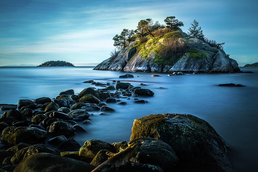 Whyte Islet Dawn by Brad Koop