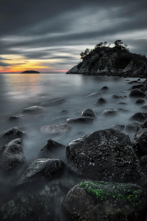 Canada Photograph - Whyte Islet by Windy Corduroy