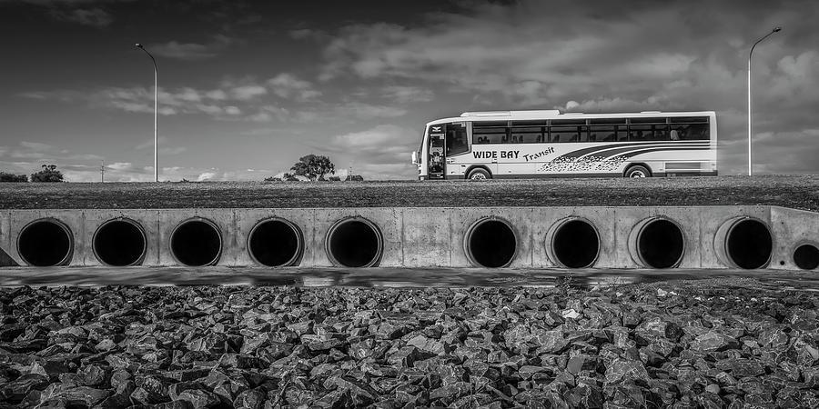 Wide Bay Transit by Michael Lees