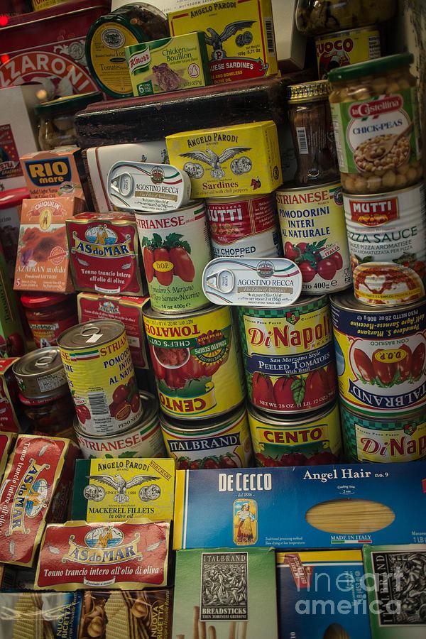 The Elsa Fleuriste Authentic Italian Goods Christmas Basket - Standard