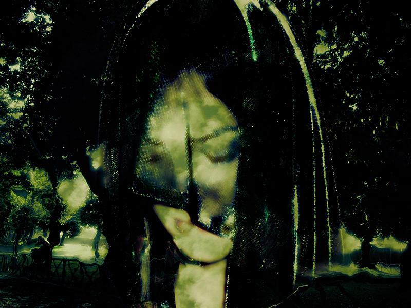 Widow Digital Art - Widow by Horizons Hef
