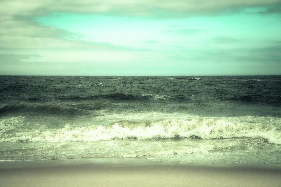 Ocean Photograph - Wild Ocean by Maria Heyens