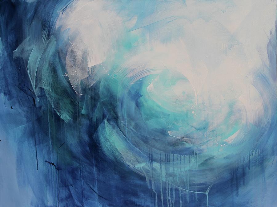 Wild Ocean by Tracy Male