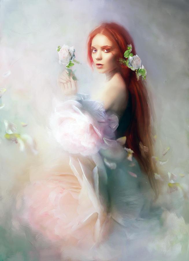 Wild Rose by Karen Koski