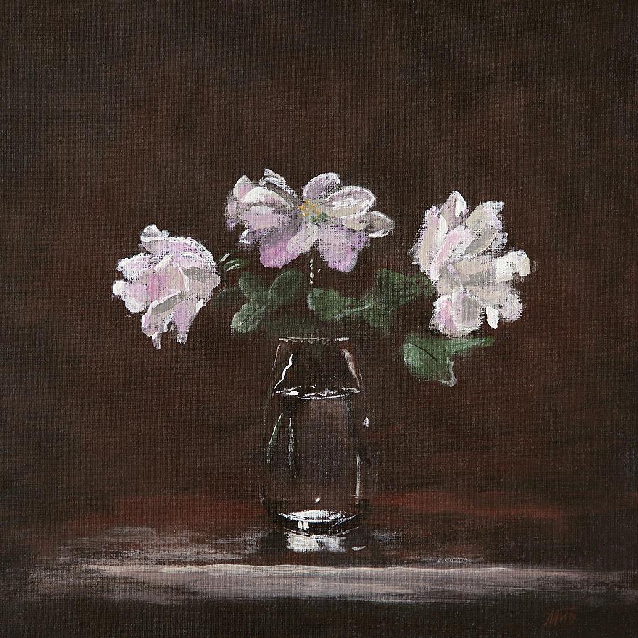 Wild Roses by Masha Batkova