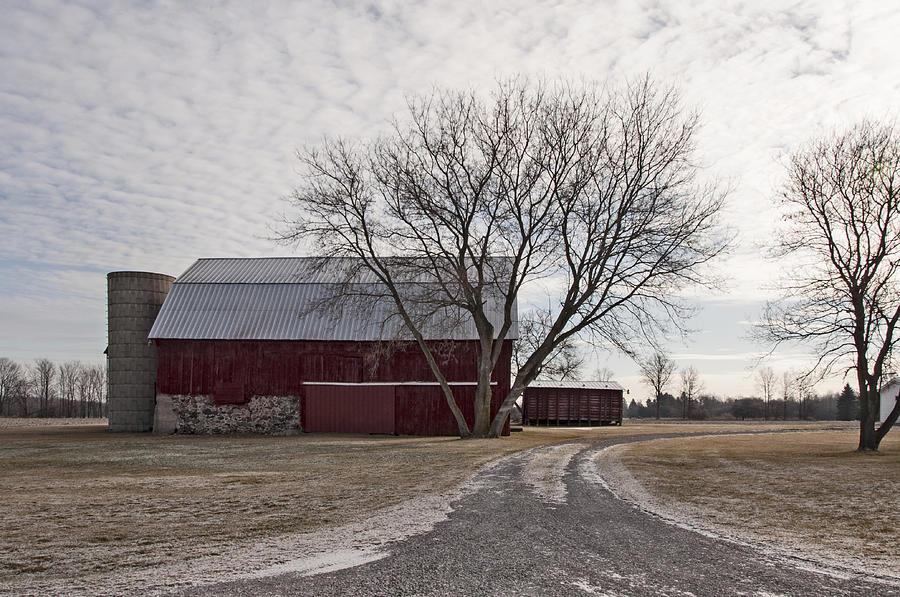 Wildcat Barn Photograph