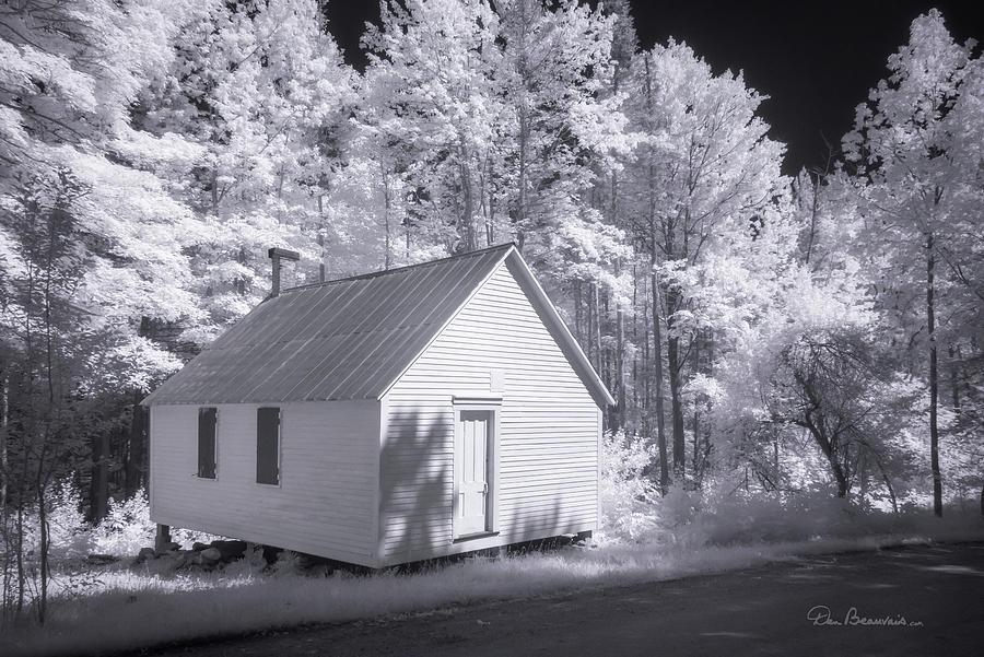 Wilderness Cabin 4980 Photograph
