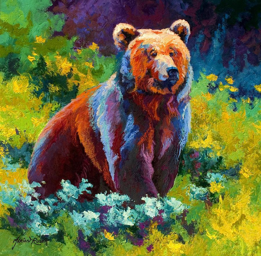 современных медведь масло картинки как