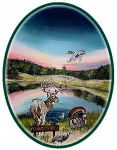 Wildlife Painting - Wildlife 2005 by Terri Kilpatrick