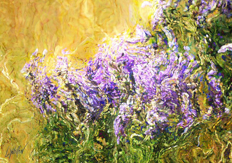 Wildling Flowers by Lynellen Nielsen