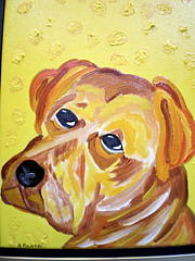 Pet Portraits Painting - Will You Still Love Me Tomorrow by Suzanne Filotei