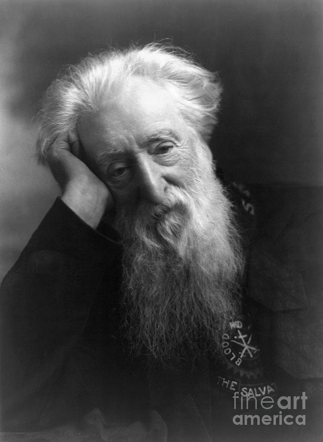 1907 Photograph - William Booth (1829-1912) by Granger