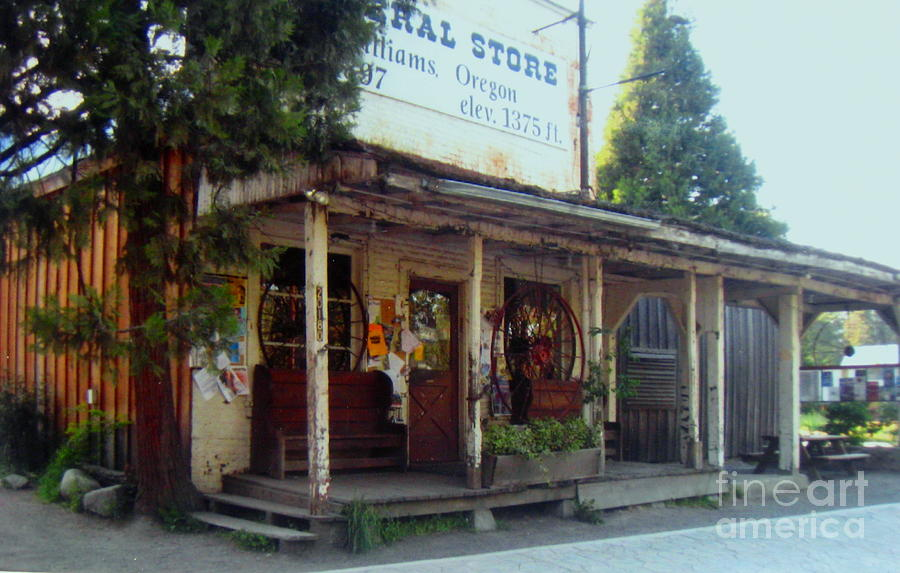 Shasta clothing store