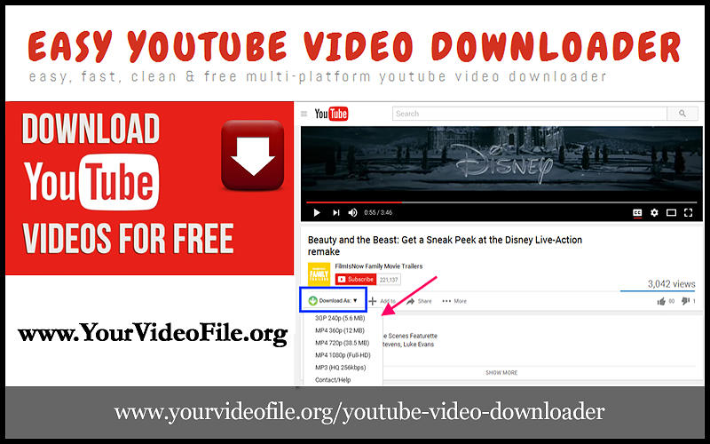 Youtube Video Downloader Online by Kevin