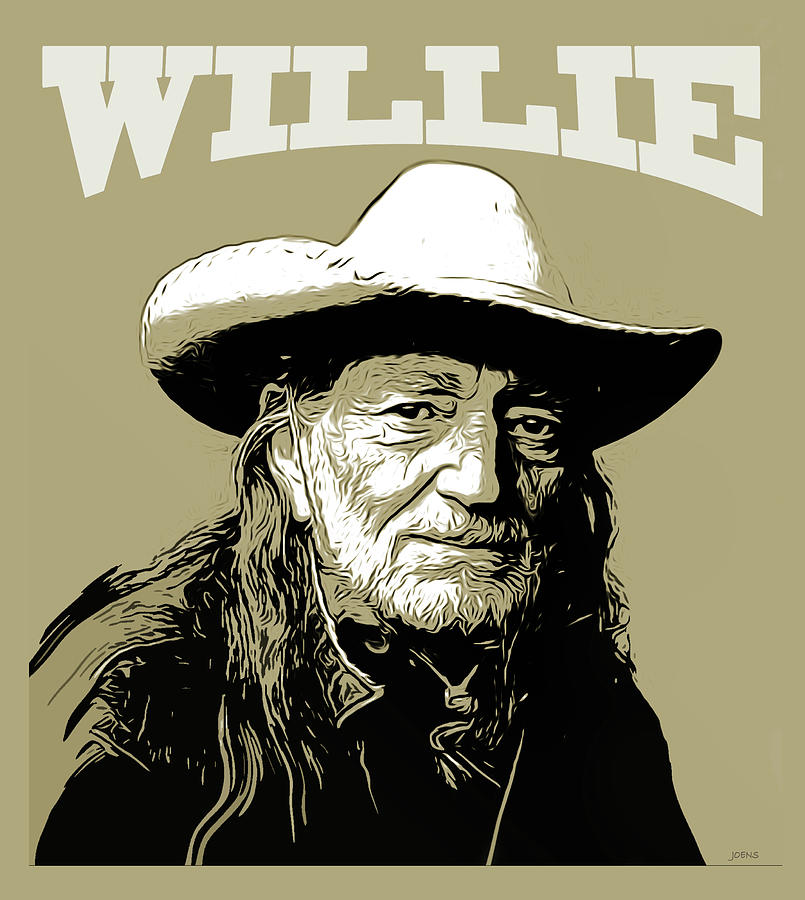 Willie 2 Drawing