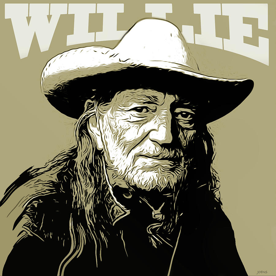 Willie Mixed Media