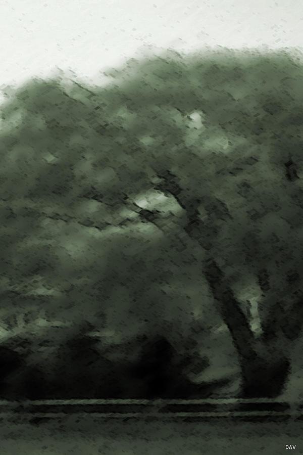 Willow Green Painting - Willow Green by Debra     Vatalaro