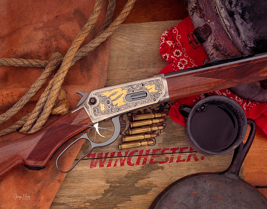 Winchester Model 1894 by George Moore