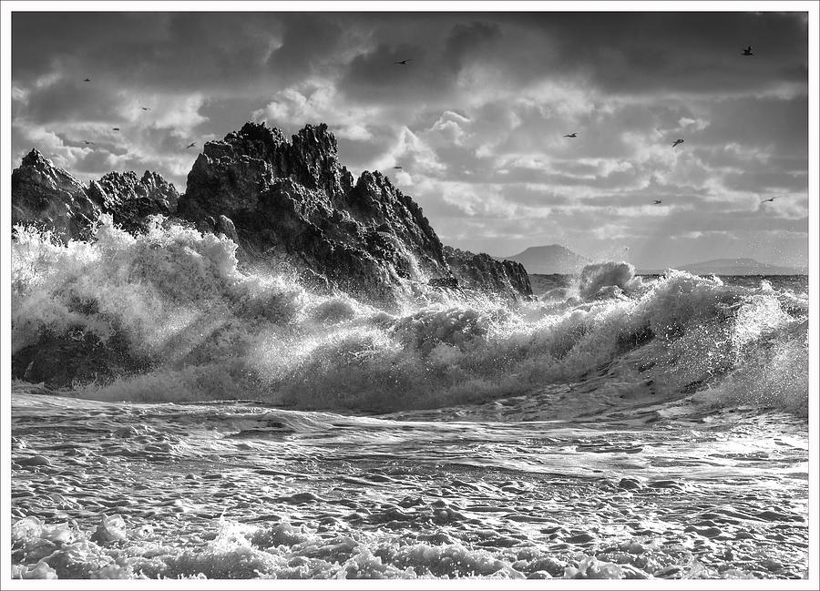 Wind and wave by Richard Greswell