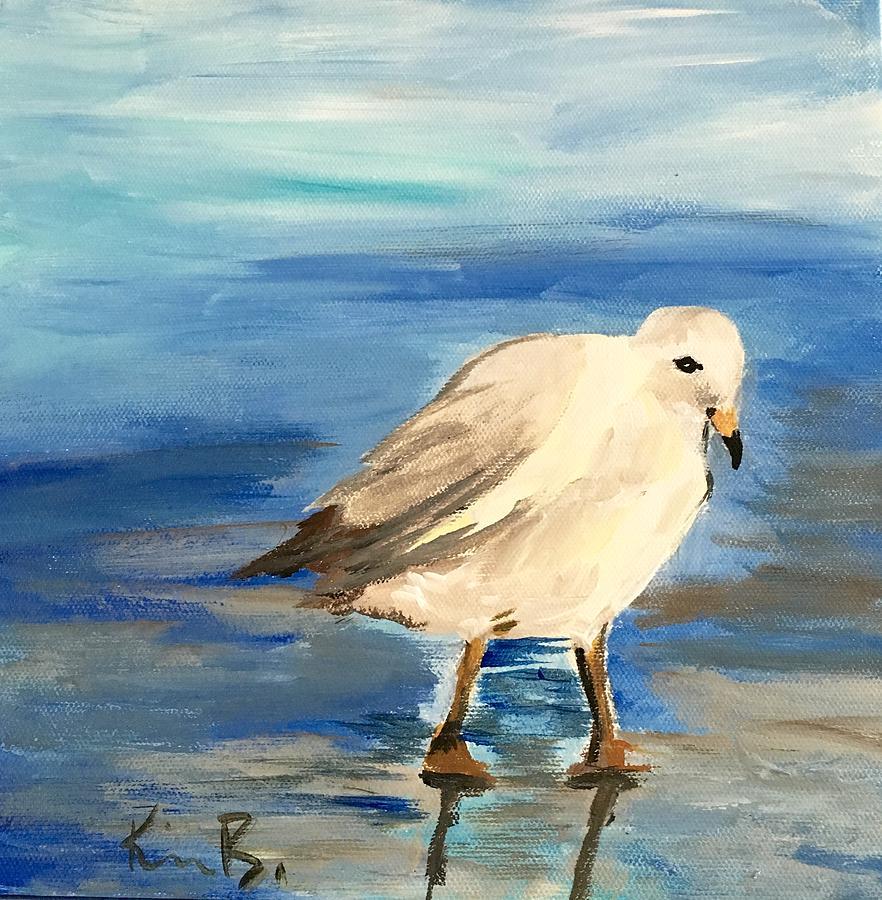 Windblown Painting