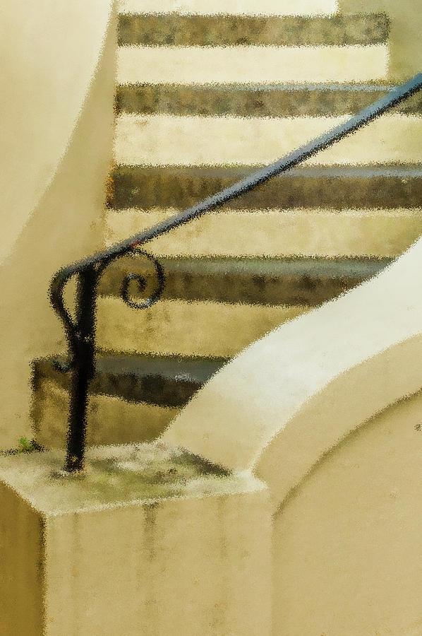 Winding Stair by Chita Hunter