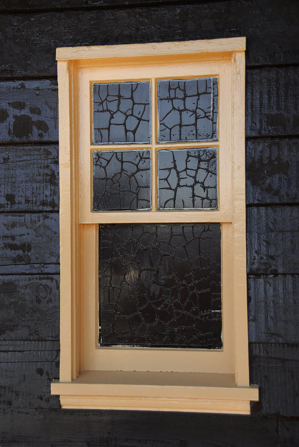 Window Crackle by Jody Lovejoy