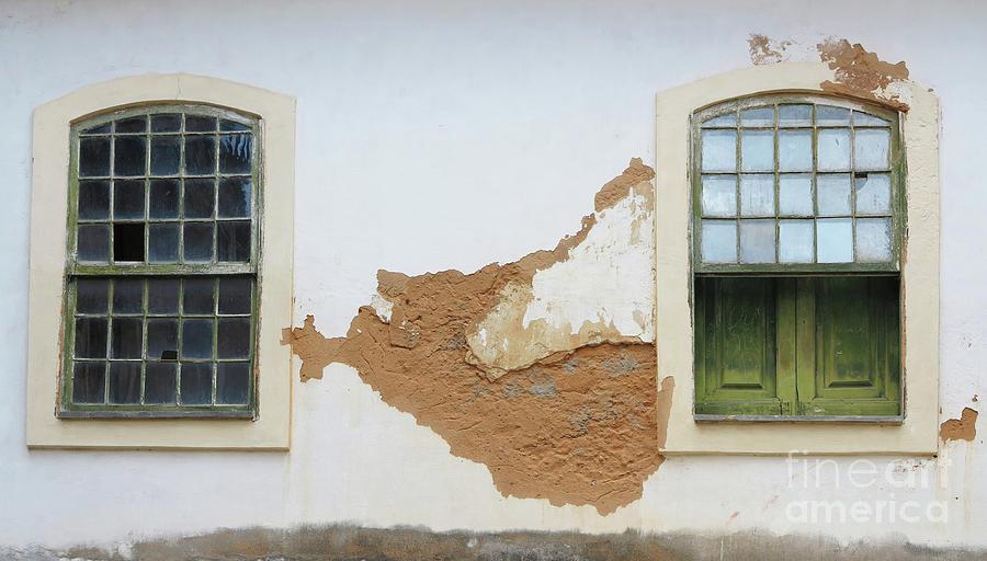 Window Detail by Vivian Christopher