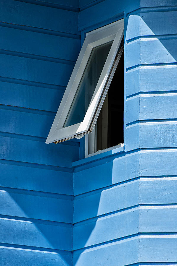 St Lucia Photograph - Window In The Corner In St Lucia by Gary Slawsky