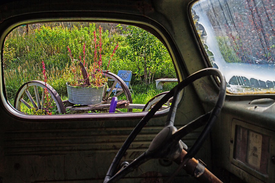 Window In Time Photograph by Alana Thrower