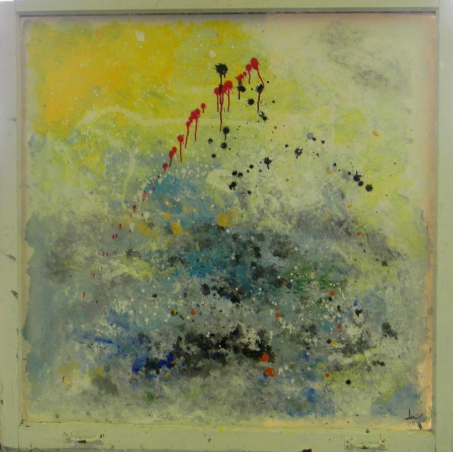 Window  Painting by Jennifer  Krawiec