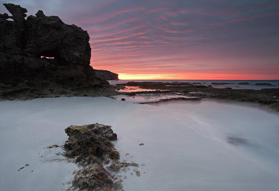 Sunrise Photograph - Window On Dawn by Mike  Dawson