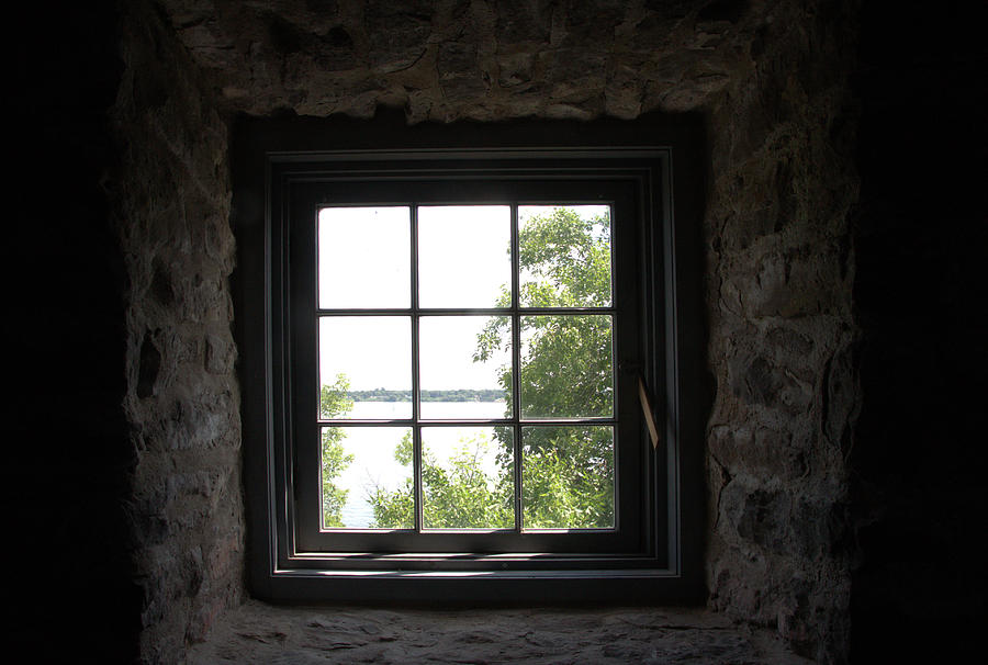 Window on the St. Lawrence by Valerie Kirkwood