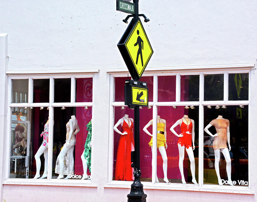 Window Shopping by Glenn Grossman