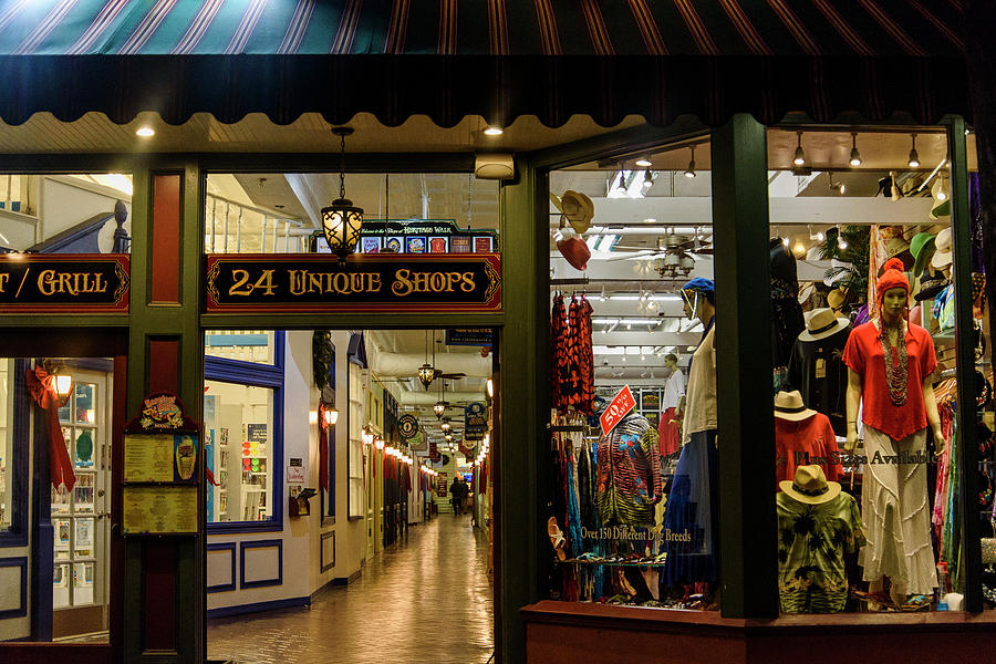 Cities Photograph - Window Shopping by Robert Potts